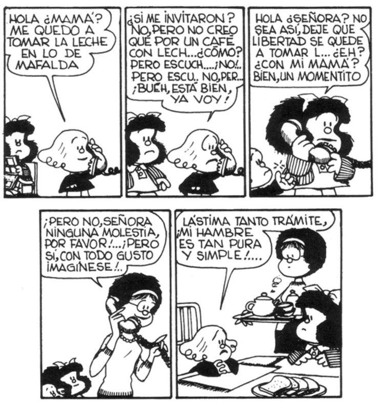 Mafalda Quotes on Twitter: \