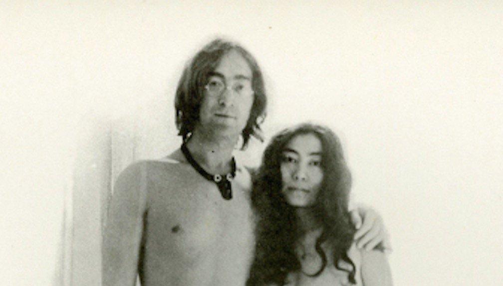 Yoko ono nude photos