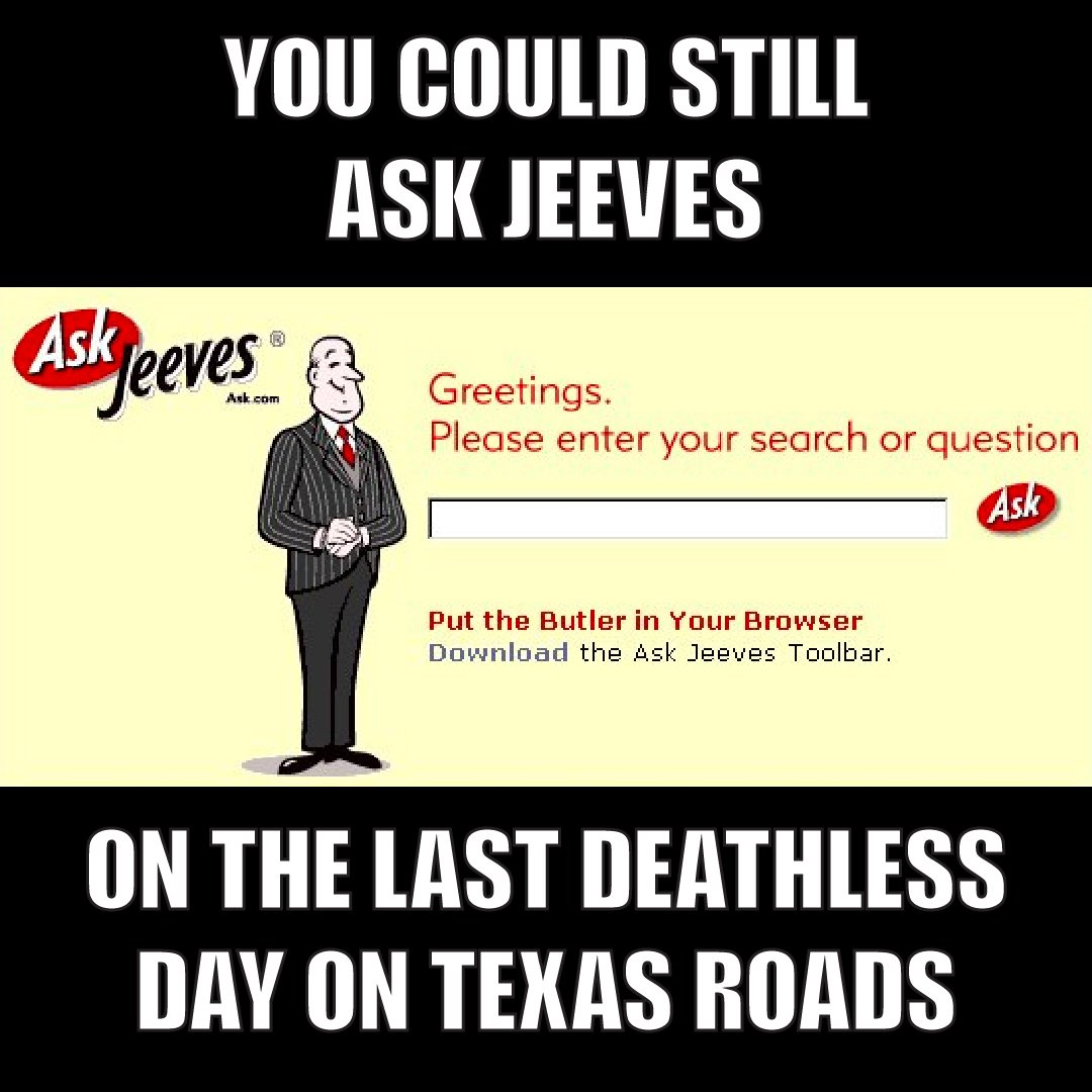 search for deaths in texas