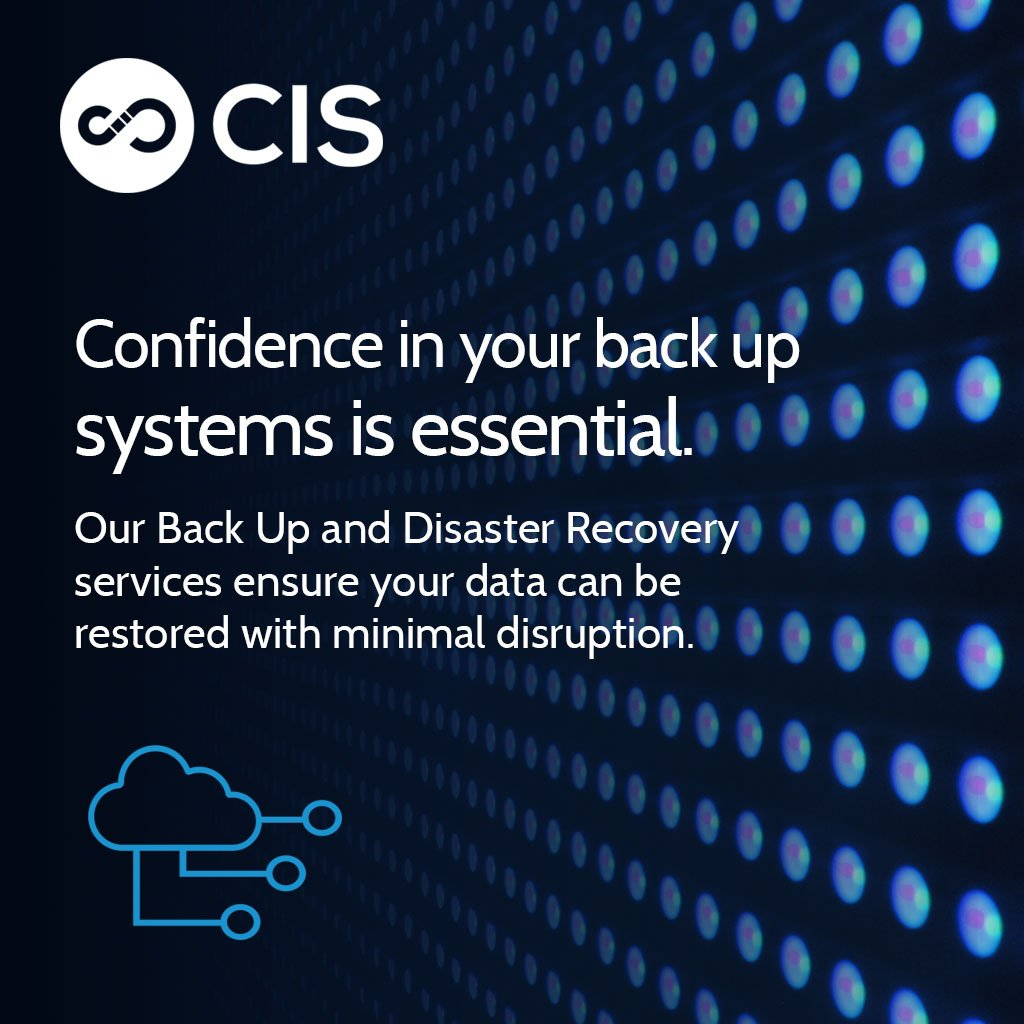 When it comes to security, confidence in your systems is essential. Our Back Up and #DisasterRecovery services ensure data is restored quickly, so your business can bounce back. Contact us for safeguarding solutions that won't let you down. #onlinesupport