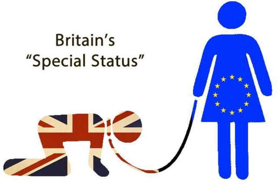 Stephen Morris On Twitter Britains Special Status Redefined Under