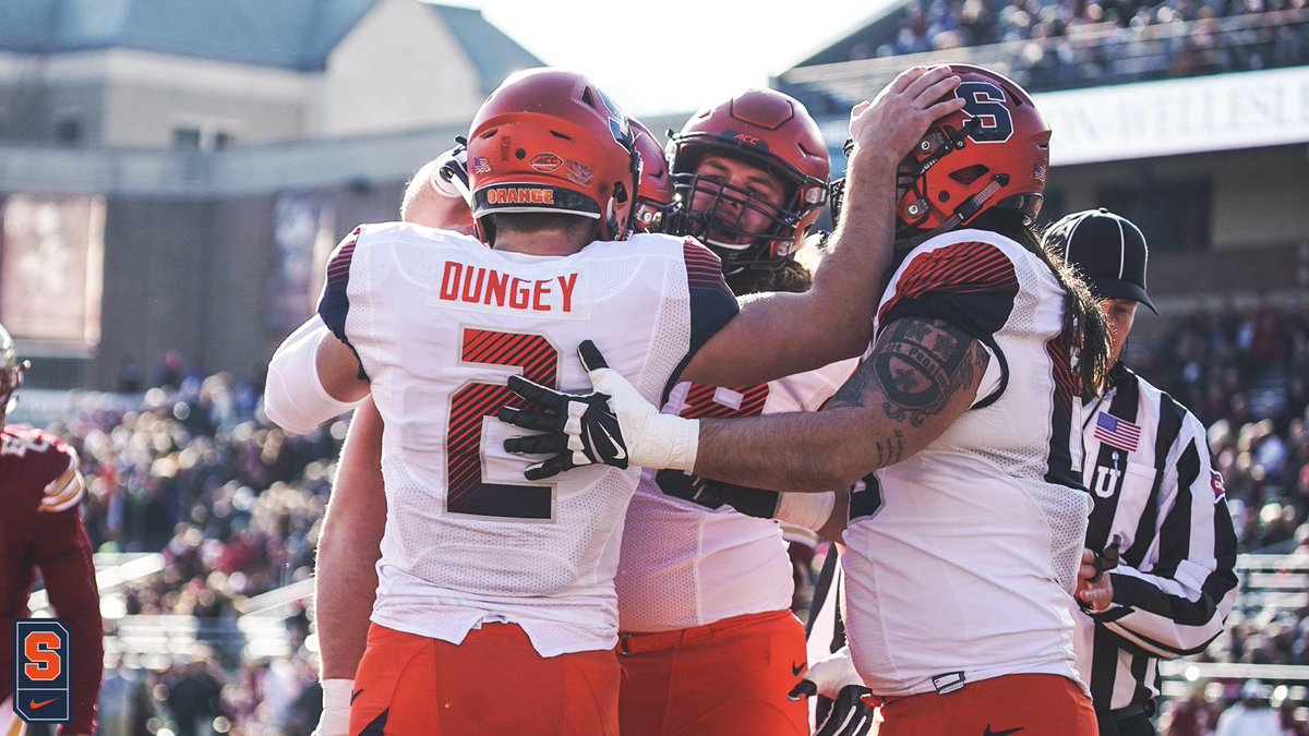 ORANGE WIN: Syracuse doubles-up Boston College in Chestnut Hill, 42-21