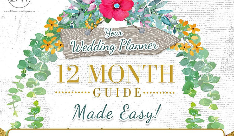Plyvine Catering Ltd On Twitter 12 Month Wedding Planner A Step