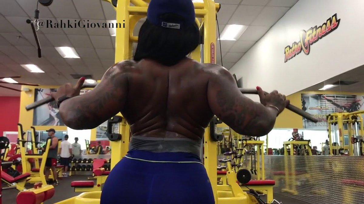 Patricia Online On Twitter Video Female Fitness Motivation Rahki Giovanni Hits Back Female Body Https T Co Emtdnlkuma See more of official rahki giovanni on facebook. female fitness motivation
