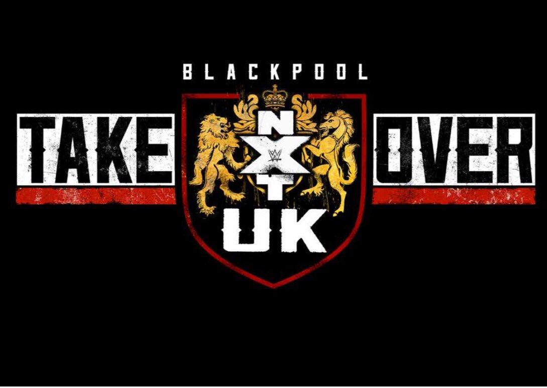 Le premier TakeOver pour NXT UK ! DsydqtsW0AUZzJc
