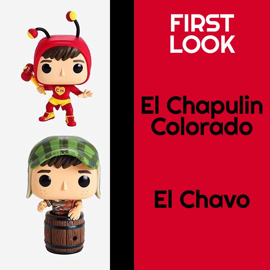 Game Outlet On Twitter Funko Pop First Look El Chavo Del Ocho