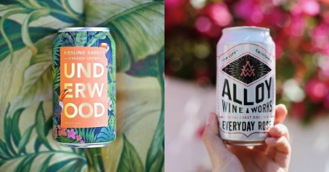 Megan the Wine Mom Reviews the Best Canned Wines https://t.co/Wn8GdtFYvV https://t.co/6D1DWwencn