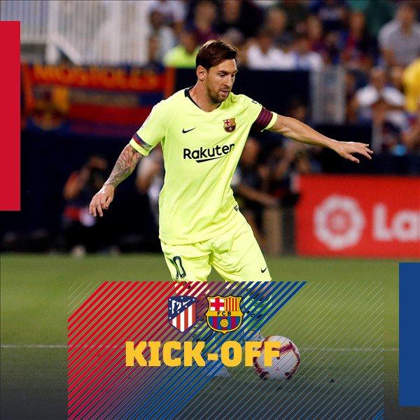 Barcelona sigue siendo el líder