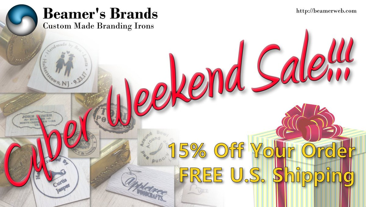 Beamer Web Industries On Twitter Sale Time Check My Etsy Shop To See What S On Sale For Etsy S Cyber Sales Weekend See Shop For Details Https T Co Uk6jdzt6a8 Brandingiron Brandiron Hotstamp Woodworking Maker Leather
