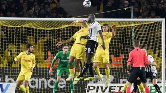 Buts Nantes 1-1 Angers / Résumé vidéo