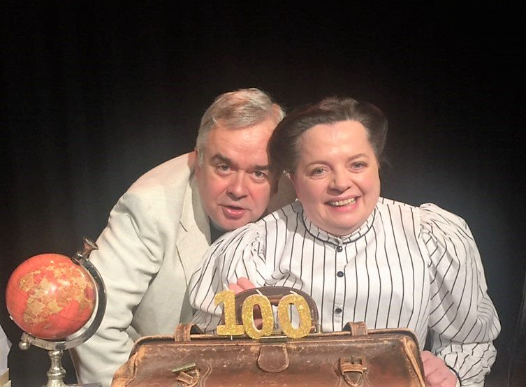 Performance  100  quayarts Isle of Wight brings the Handbag 2018 UK tour to  an end. Thank you to the audiences 90eac70137916
