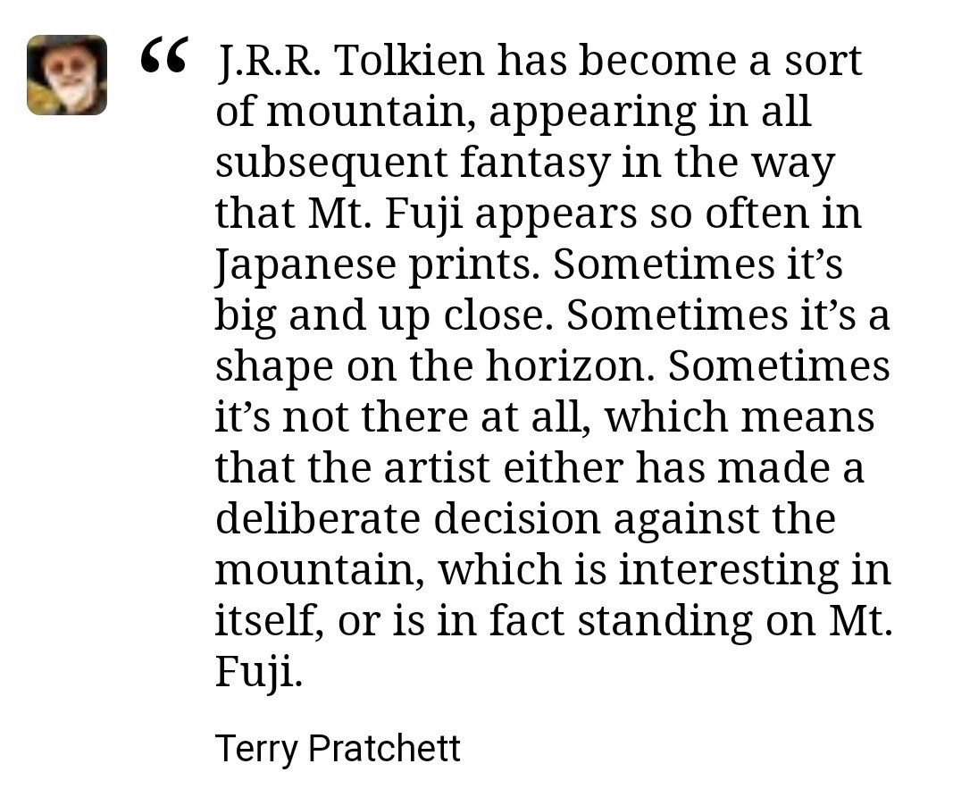 The brilliance of this hit me like a truck today. Damn I miss Terry Pratchett https://t.co/K4XxTyj9Hl