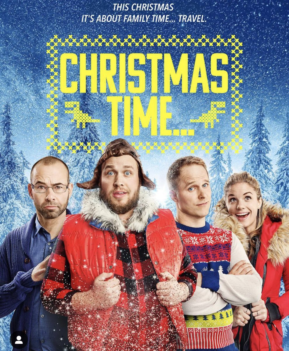 "Need a fun new family-friendly Christmas movie (that I have a cameo in?!) Watch ""Christmas Time"" now available on Amazon Prime here: https://amzn.to/2FCVPYU  and please review it on Amazon!!"