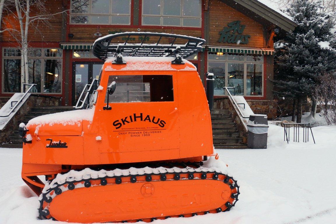 Ski Haus Steamboat >> Ski Haus Steamboat On Twitter More Snow More Often Please