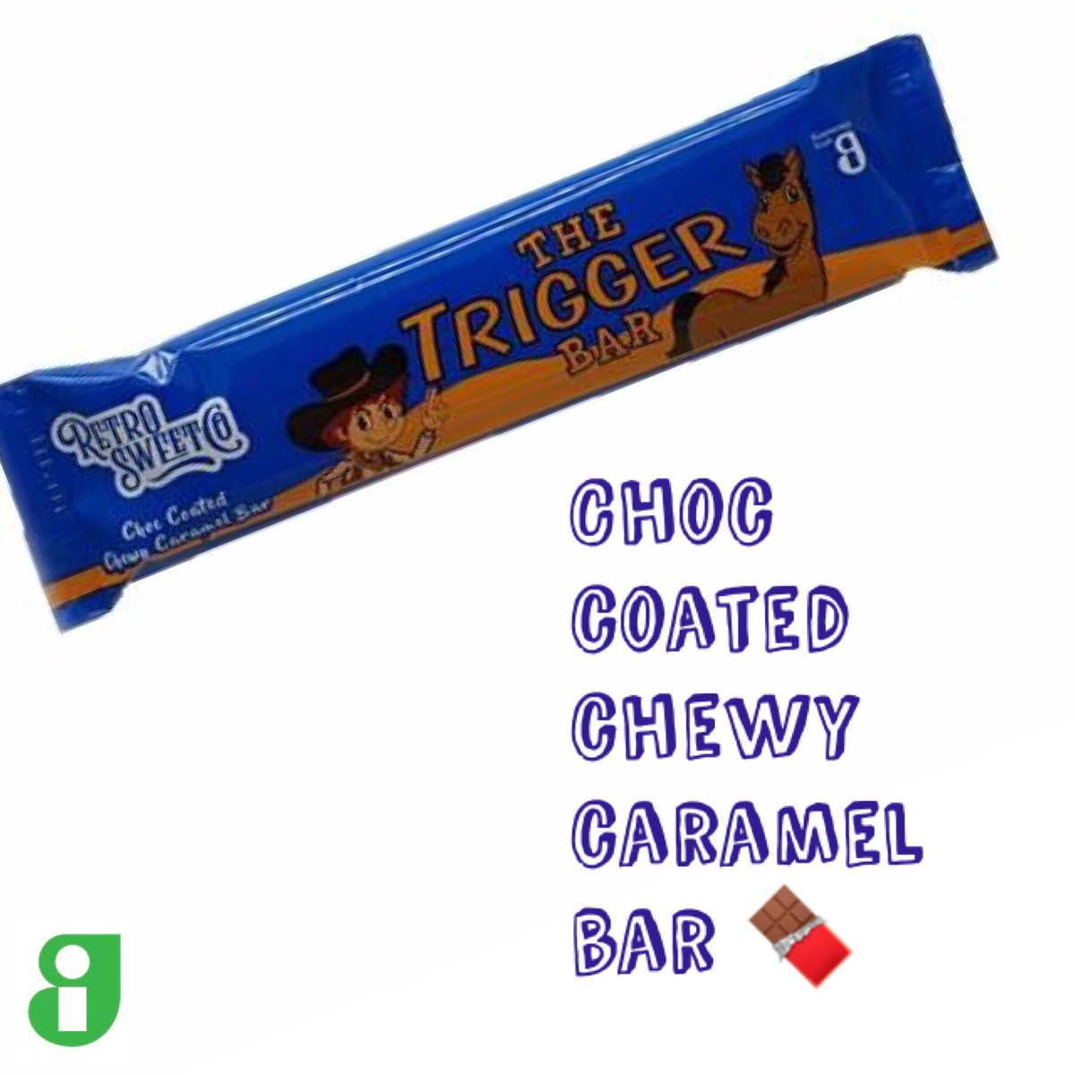 Retrosweetco On Twitter The Trigger Bar