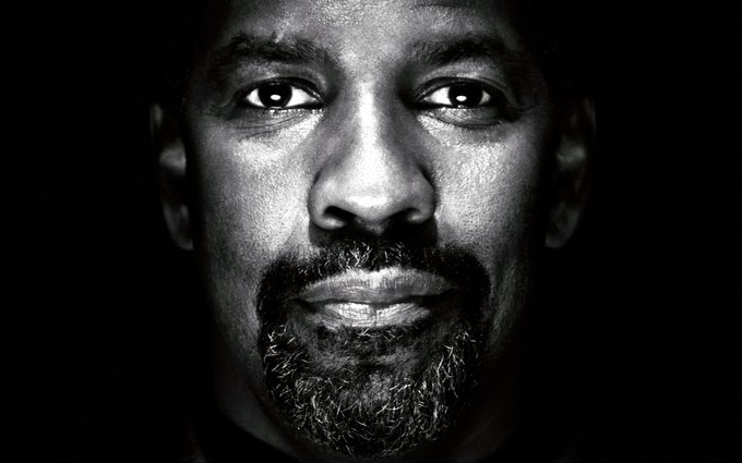 Happy 34th Martian Birthday Denzel Washington! Remessage