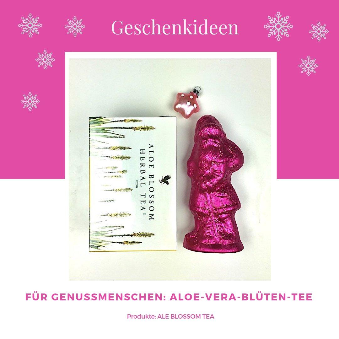 #Tee aus #AloeVeraBlüten, kombiniert mit #Gewürzen und #Kräutern aus aller Welt, regt den #Stoffwechsel an – http://www.aloe-for-me.com