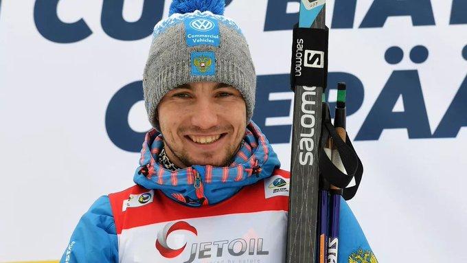 Александр Логинов - 3 место 🇷🇺🇷🇺🇷🇺😍😍😍 Падение подвело,ну все равно,большой молодец!!!!🇷🇺🇷🇺🇷🇺 #биатлон #POK18 Фото