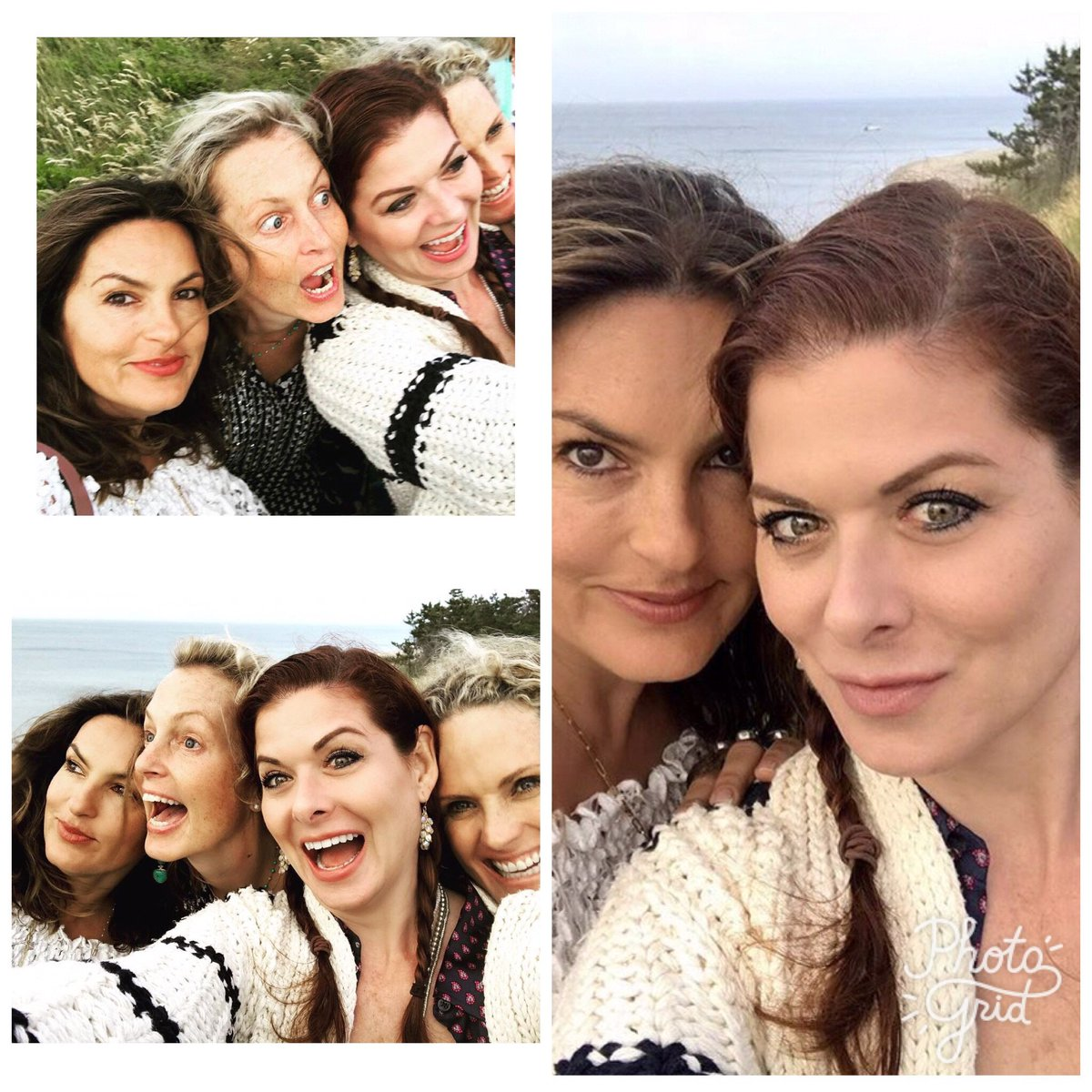 #sundayselfie @Mariska @AliEWentworth @AshleybrittMcD @DebraMessing #beautifulinsideandout Happy Sunday<br>http://pic.twitter.com/qCm6S6xFEt