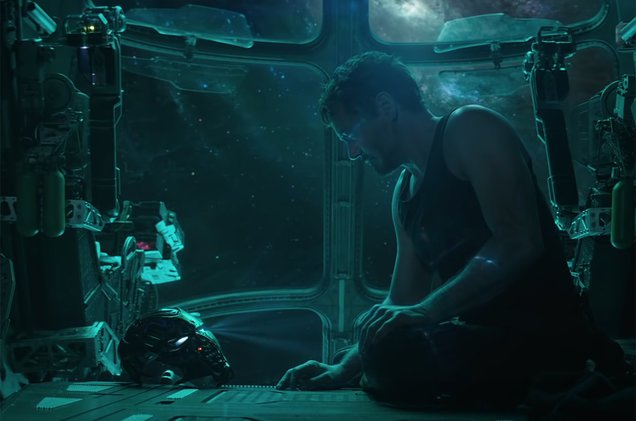 The official trailer for 'Avengers: Endgame' is here! blbrd.cm/zCANcd