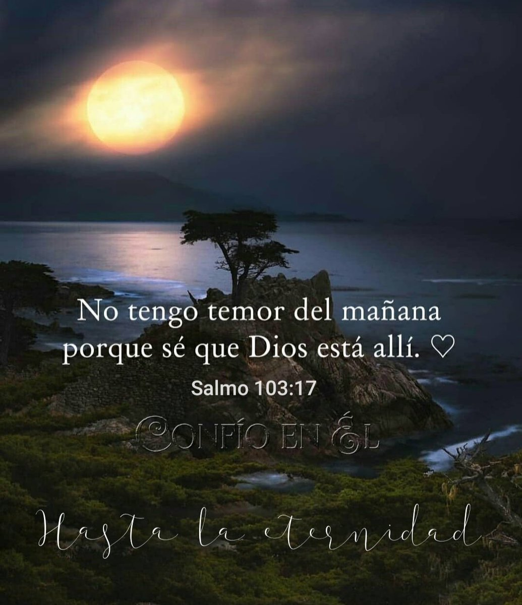 Salmo 10317 Mas La Misericordia De Jehová Es Desde La Eternidad Y