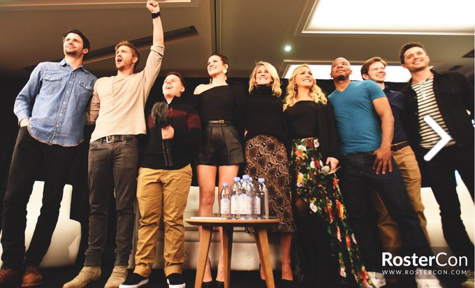 My favourite thing is when the one tree hill cast reunite 💓 #123Ravens Photo
