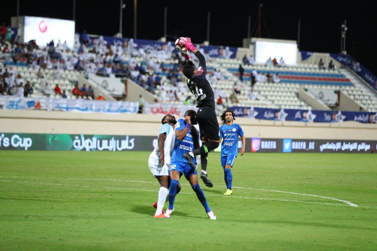 مقتطفات من مباراة #النصر_بني_ياس  #كأس_رئيس_الدولة  #الكأس_يا_عميد 🏆