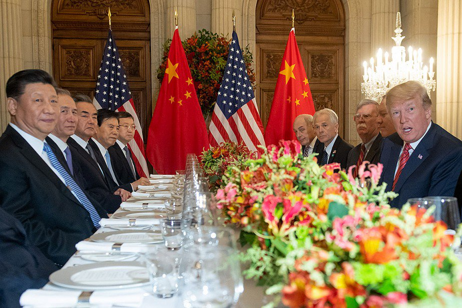 Huawei: Trump ignorait l'arrestation lors de sa rencontre avec Xi Jinping https://t.co/rFkXEhN2z3