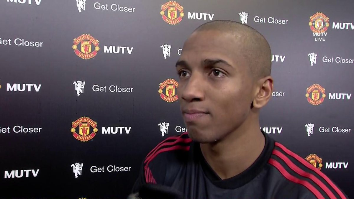 An important win for us on Saturday — now one of yesterday's goalscorers, @Youngy18, is targeting more of the same. #MUFC