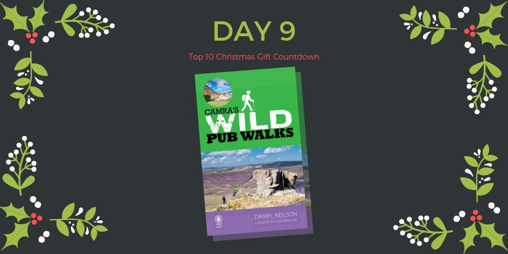 test Twitter Media - Day 9 of our Christmas Gifts Countdown! 🎅🎄  Check out CAMRA's Wild Pub Walks! For the adventurous beer lover, this book includes 20+ walks in beautiful, remote or mountain landscapes around the UK, each with great pubs to enjoy.  Buy it today! 👉 https://t.co/ipBu4IUDJQ https://t.co/VAZIDodkaw