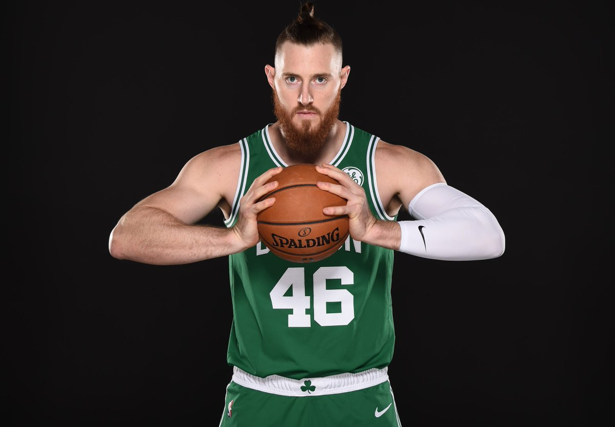 Join us in wishing @aronbaynes of the @celtics a HAPPY 32nd BIRTHDAY!   #NBABDAY #CUsRise