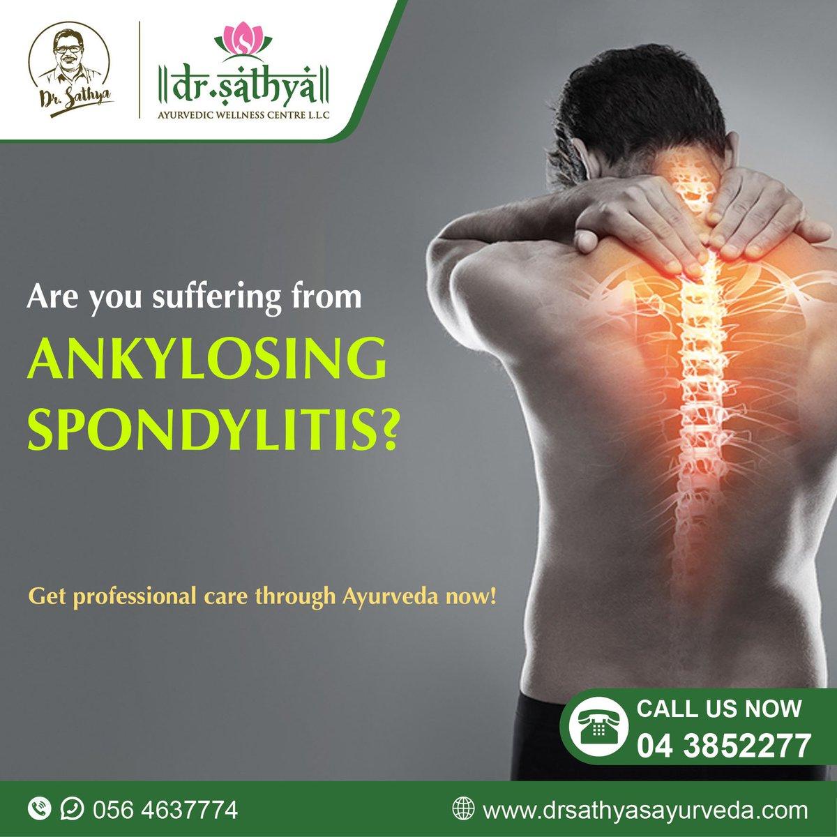 Dr  Sathya Ayurvedic Wellness Centre LLC on Twitter: