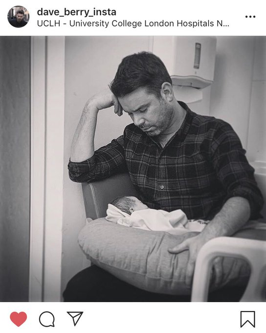 The @daveberry_tweet Breakfast Show returns tomorrow morning, and there may be some Listen LIVE from 6 to hear all about it. #BabyBerry Photo