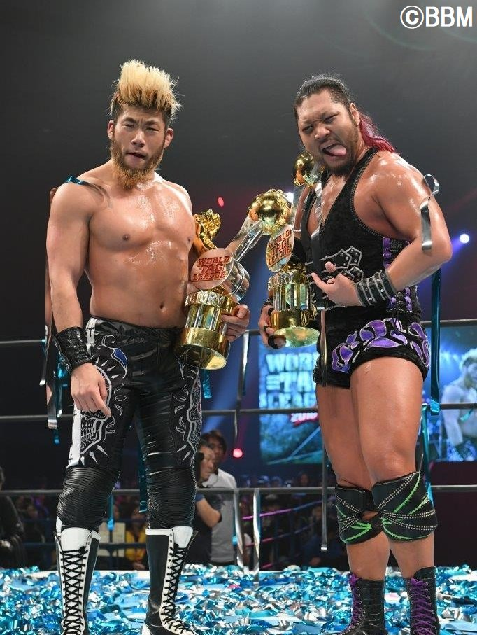 "NJPW: ""World Tag League 2018"" Los Ingobernables de Japón triunfan 13"