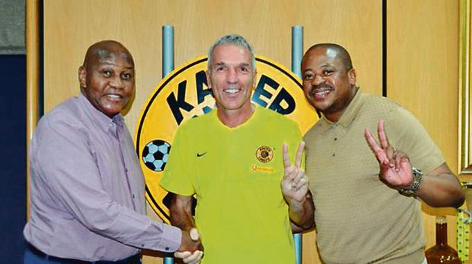 Amakhosi supporters have a reason to not celebrate the appointment of Ernst Middendorp. The new coach has already been condemned before starting the job – critics feel it is the same script with the same cast and will have the same ending Photo