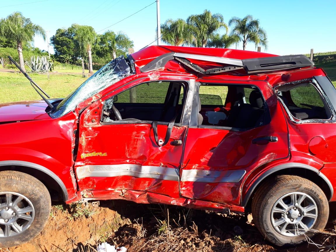 Homem morre em acidente na RSC-472 entre Três Passos e Tenente Portela https://t.co/2sA1hhuL8W