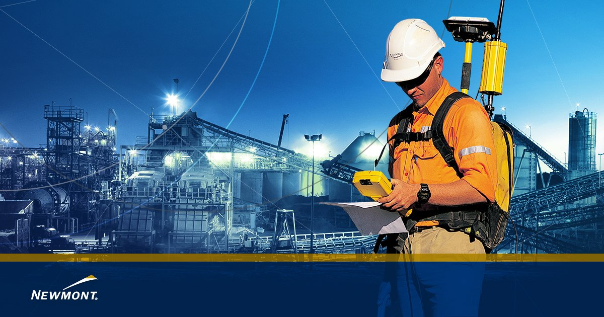 Smart mining at Newmont includes mine operations automation to improve safety, accuracy, consistency and overall equipment efficiency. #MiningWithPurpose https://bit.ly/2DEtn2F