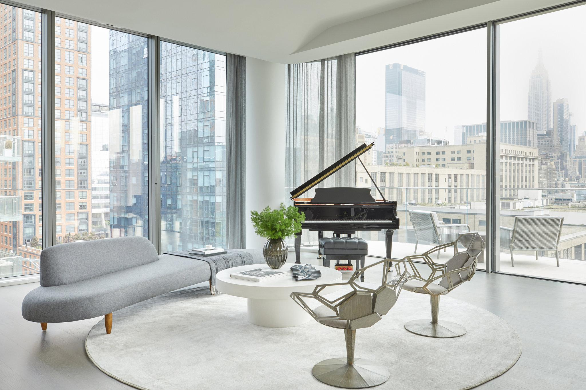 Reloaded twaddle – RT @SteinwayAndSons: This penthouse designed by Zaha Hadid would not be complete...
