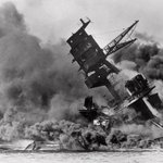 Image for the Tweet beginning: On this Pearl Harbor anniversary,