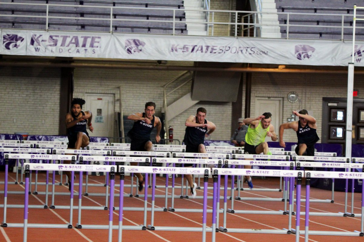 K State Track On Twitter Tejaswin Shankar Takes The Opening Event