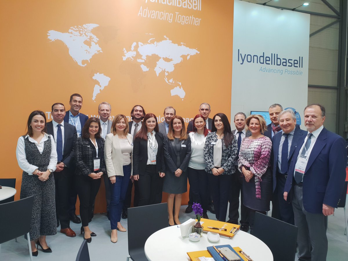 """LyondellBasell ar Twitter: """"We are making better products"""