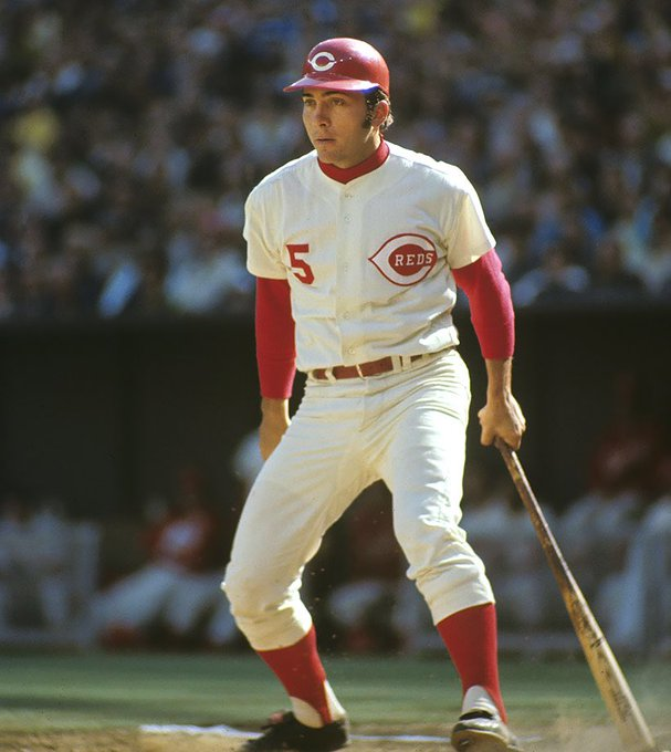 Happy 71st Birthday to former catcher and Hall of Famer, Johnny Bench!