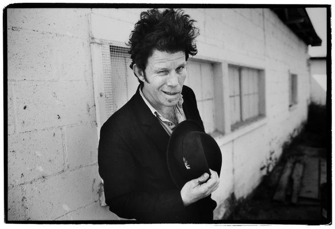 Happy birthday Sir Tom Waits. Not everyones cup of tea but never boring.