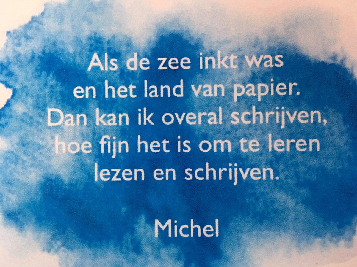Arjan Beune على تويتر Michel Taalambassadeur Opent