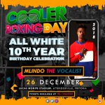 #CoolerBoxingDay Twitter Photo