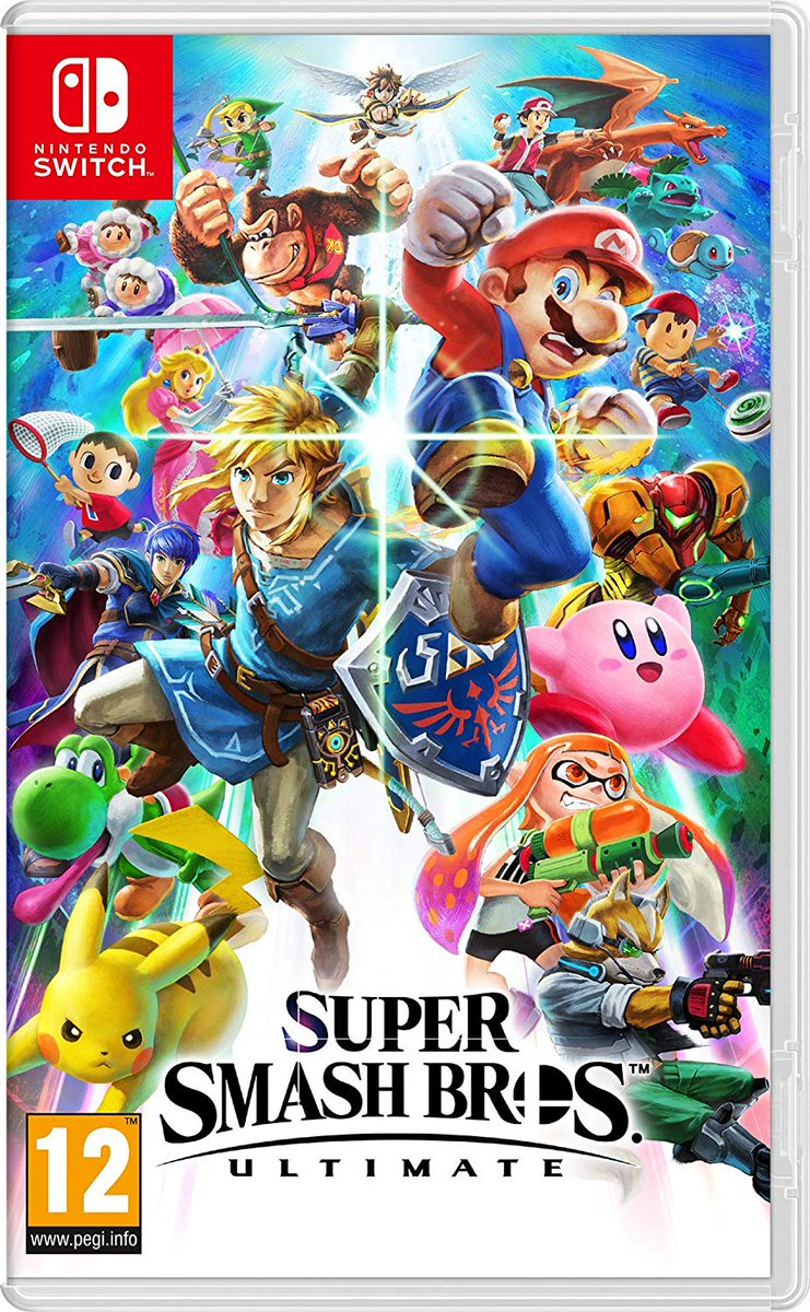 The Video Games's photo on Smash Bros