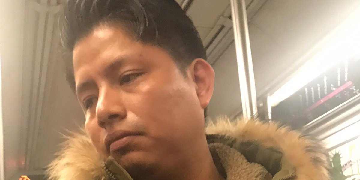 🚨WANTED FOR PUBLIC LEWDNESS: Hispanic male. On 12/3 at 9:05 pm he exposed himself while on a northbound 7 train in #Queens before leaving the train at the Junction Boulevard station. If you have any info, call  at .#800577TIPS