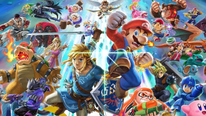 Video Game Guides, Tips, & Walkthroughs's photo on Smash Bros