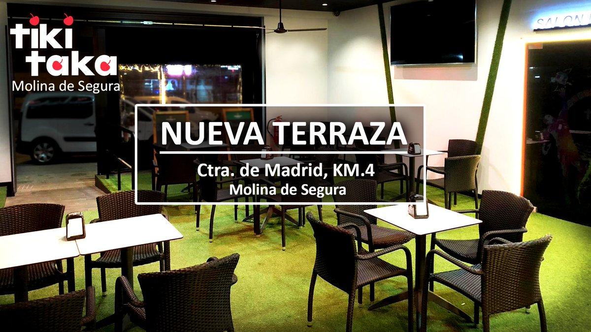 Tiki Taka Sport Café على تويتر En Tikitaka Molina De