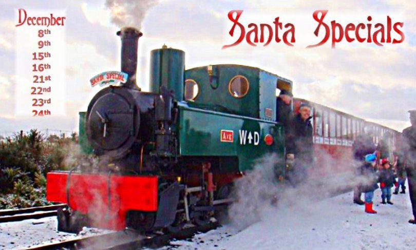 THIS WEEKEND !!! - PLEASE ALL RETWEET FUN FOR ALL THE FAMILY! - &#39;&#39;SANTA SPECIALS&#39;&#39; BOOK TODAY - BOOK NOW - BOOK HERE!  http://www. lynton-rail.co.uk/shop/santa-spe cials-online-booking-page &nbsp; …  #railway #trains #station #Exmoor #devon #northdevon #Somerset #ndevon #lynton  #lynmouth #wsomerset #steam #steamrailway #familydayout<br>http://pic.twitter.com/WHbSYpF9Kv